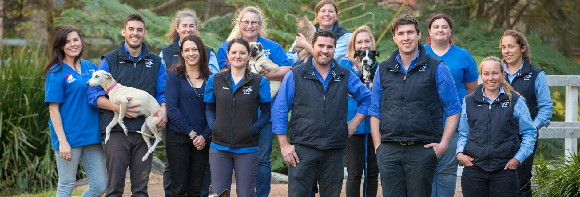 Berry Vet Clinic Team